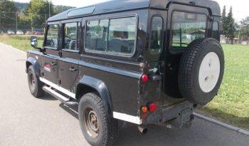 Land Rover Defender 110 Station Wagon S **Grüne Umweltplake full