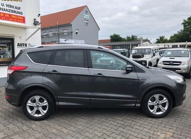 Ford Kuga 2.0 TDCi 4×4 Individual  Top-maintained  19% M full